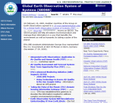 GEOSS: global earth observation system of systemsThumbnail